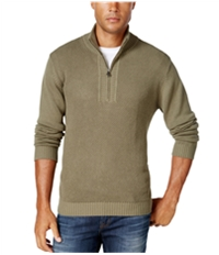 Weatherproof Mens Textured Knit Sweater
