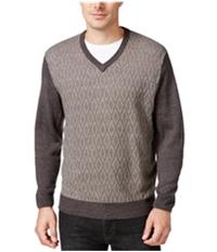Weatherproof Mens Diamond Pullover Sweater