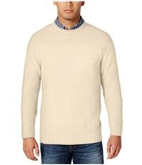 Weatherproof Mens Honeycomb Pullover Sweater