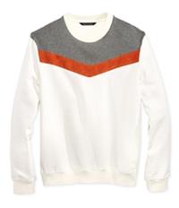Sean John Mens Chevron Pullover Sweater