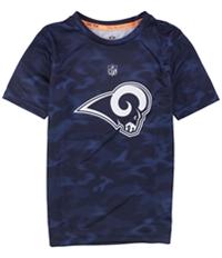 Nfl Team Apparel Boys La Rams Graphic T-Shirt