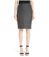 St. John Womens Sofia Knit Pencil Skirt