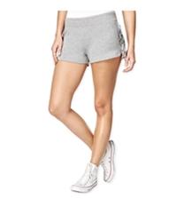 Material Girl Womens Fringe Casual Mini Shorts