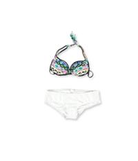Raisins Womens Hollywood U-Wire Brief 2 Piece Bikini