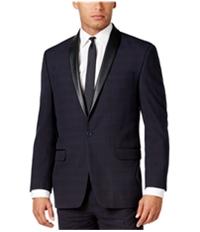 Sean John Mens Classic-Fit One Button Blazer Jacket