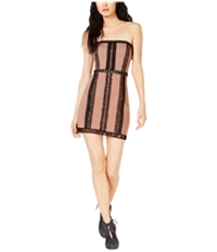 Free People Womens Cocktail Strapless Dress