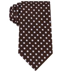 Sean John Mens Basket Weave Self-Tied Necktie