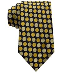 Sean John Mens Dot Self-Tied Necktie