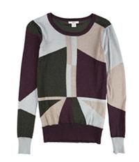 Bar Iii Womens Silver Lake Pullover Sweater