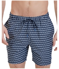Nautica Mens Quick Dry Anchor Swim Bottom Board Shorts
