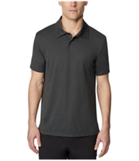 32 Degrees Mens Techno Rugby Polo Shirt