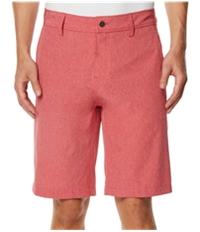 32 Degrees Mens Heathered Casual Chino Shorts