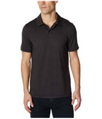 32 Degrees Mens Perfomance Rugby Polo Shirt