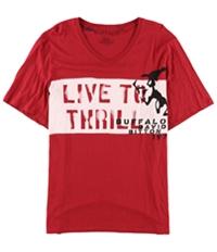 Buffalo David Bitton Mens Live To Thrill Graphic T-Shirt