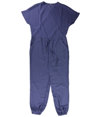 Tags Weekly Womens Drawstring Jumpsuit