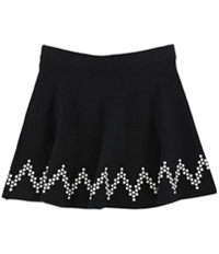 Tags Weekly Womens Hexagon Flared Skirt