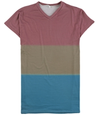Tags Weekly Womens Colorblock Basic T-Shirt