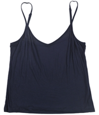 Tags Weekly Womens Solid Cami Tank Top