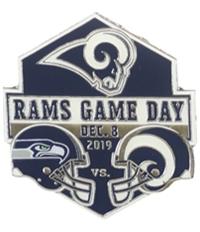 Wincraft Unisex Rams Game Day Pins Brooch Souvenir