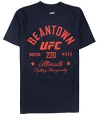 Ufc Mens Beantown 220 Graphic T-Shirt
