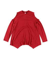 Style & Co. Womens Sparkle Pullover Blouse