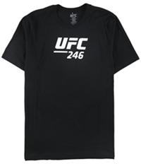 Ufc Mens No. 246 Mcgregor Vs Cowboy Graphic T-Shirt