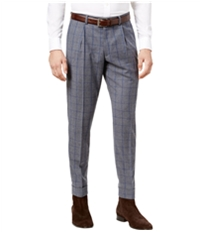 Tallia Mens Cropped Casual Trouser Pants
