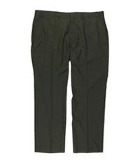 Tallia Mens Solid Color Dress Pants Slacks