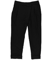 Guess Womens Grant Pleated Casual Trouser Pants