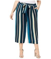 John Paul Richard Womens Tie Front Culotte Pants