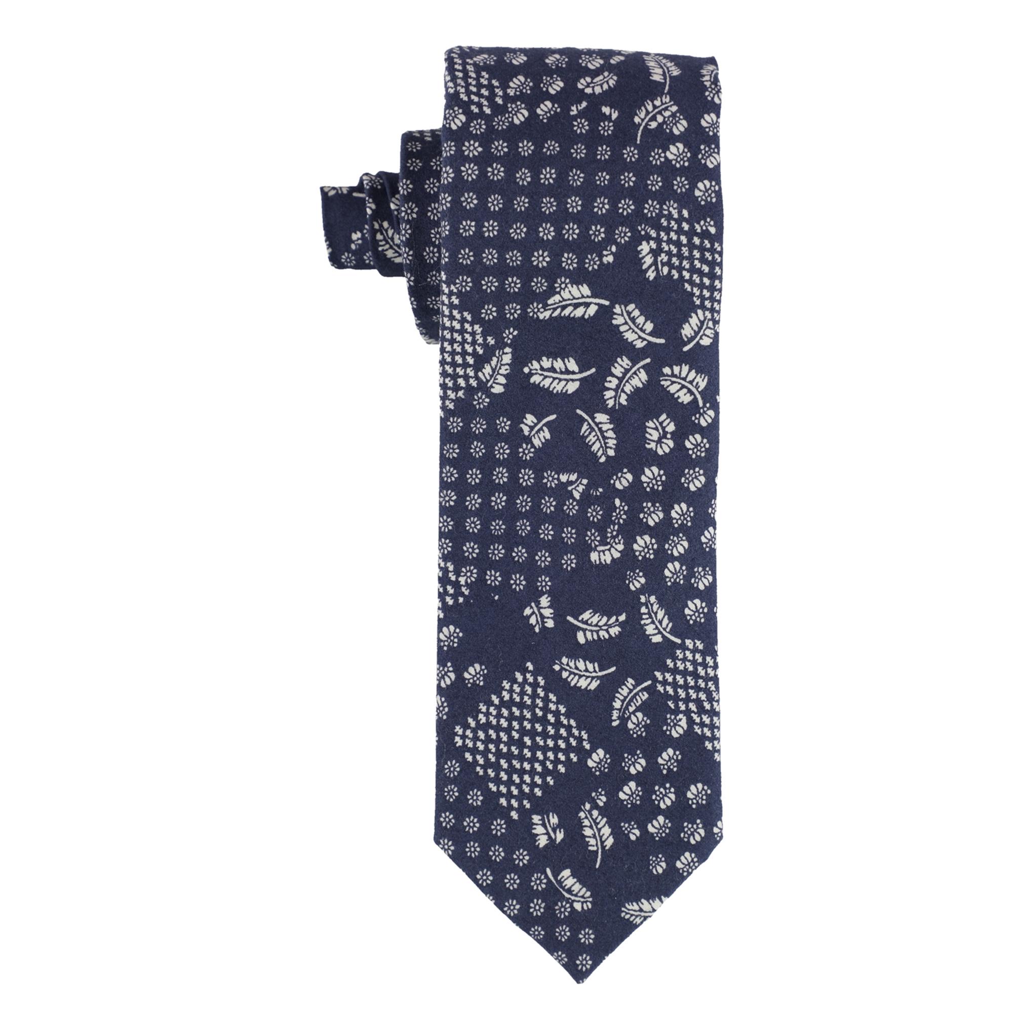 Bar Iii Mens Patchwork Necktie
