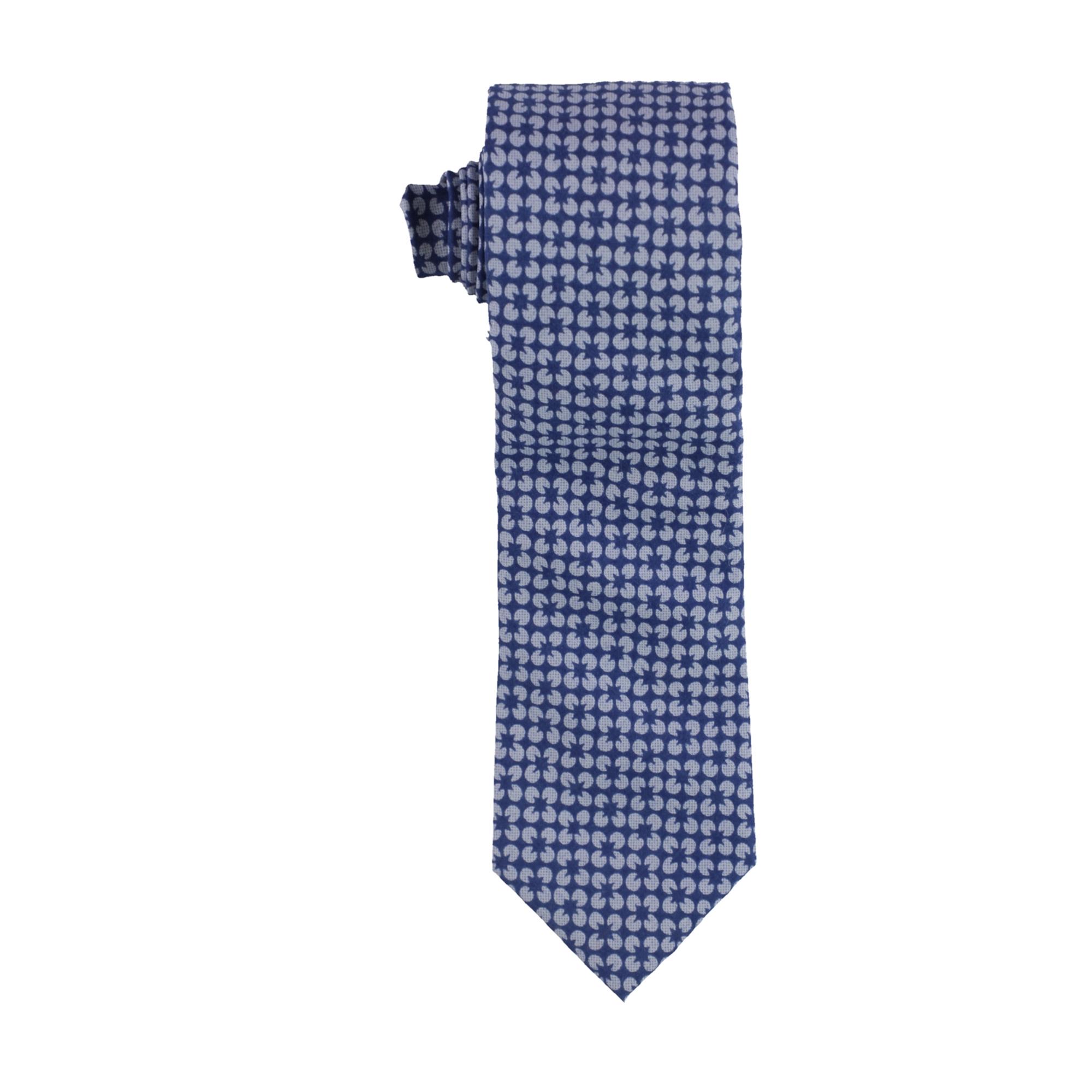 Bar Iii Mens Mini Print Necktie