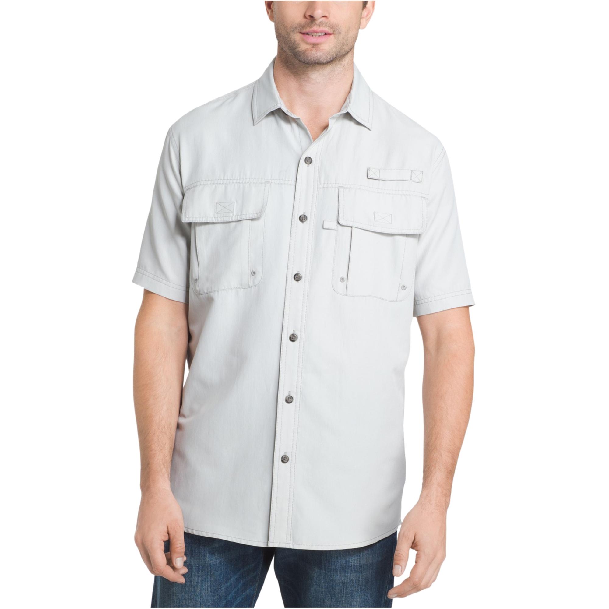 G.H. Bass & Co. Mens Explorer Ss Button Up Shirt