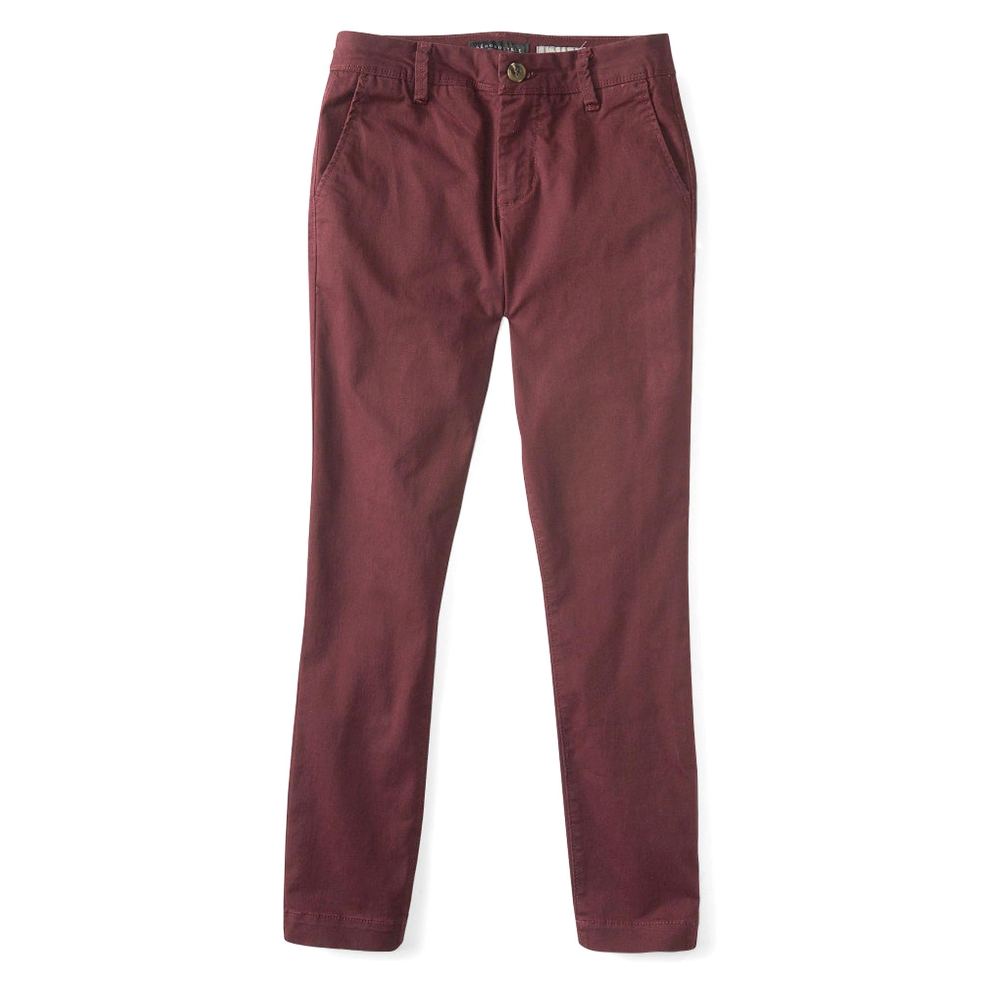 Aeropostale Mens Reflex Casual Chino Pants