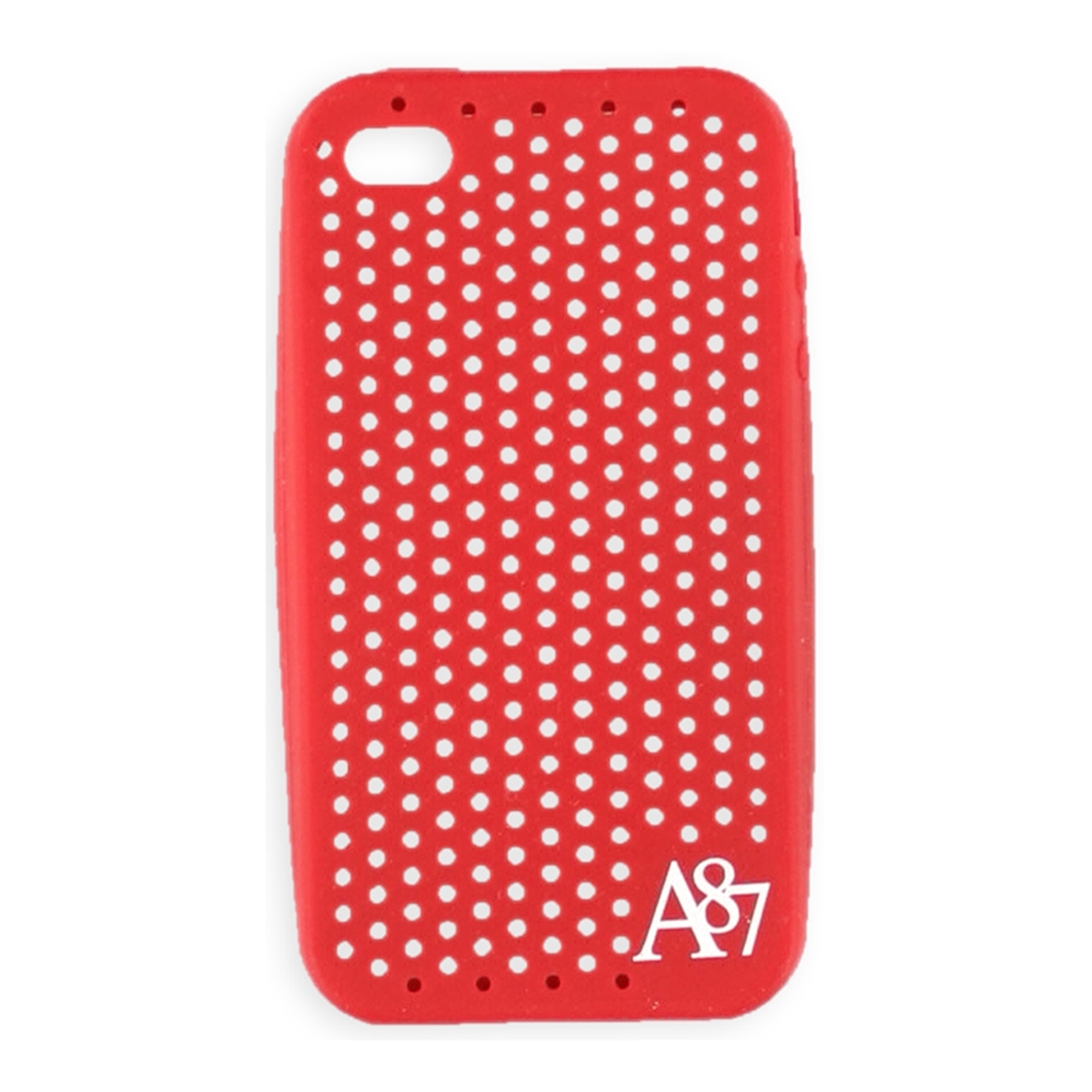 Aeropostale Mens Rubber Iphone Case
