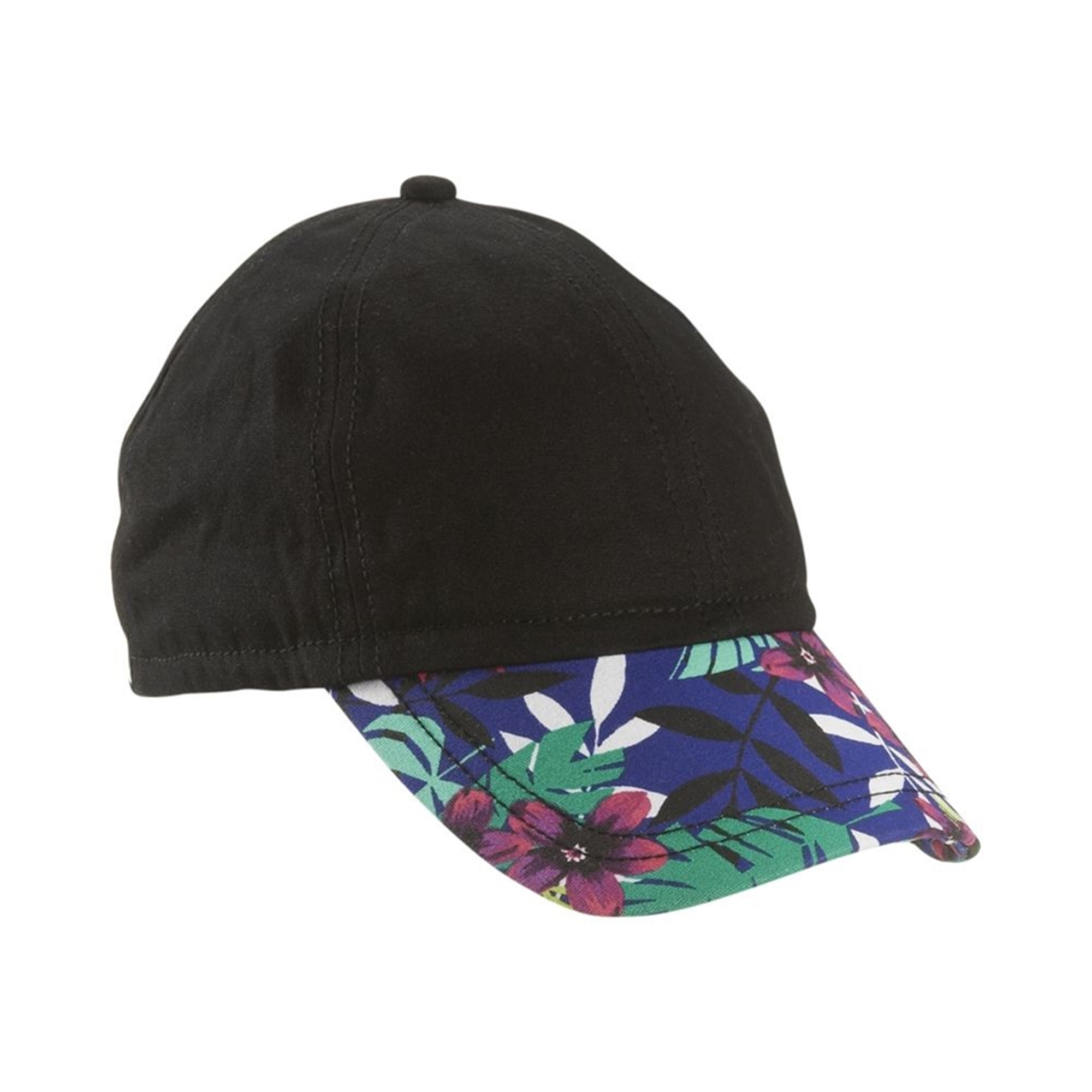 Aeropostale Womens Tropical Cinch Baseball Cap