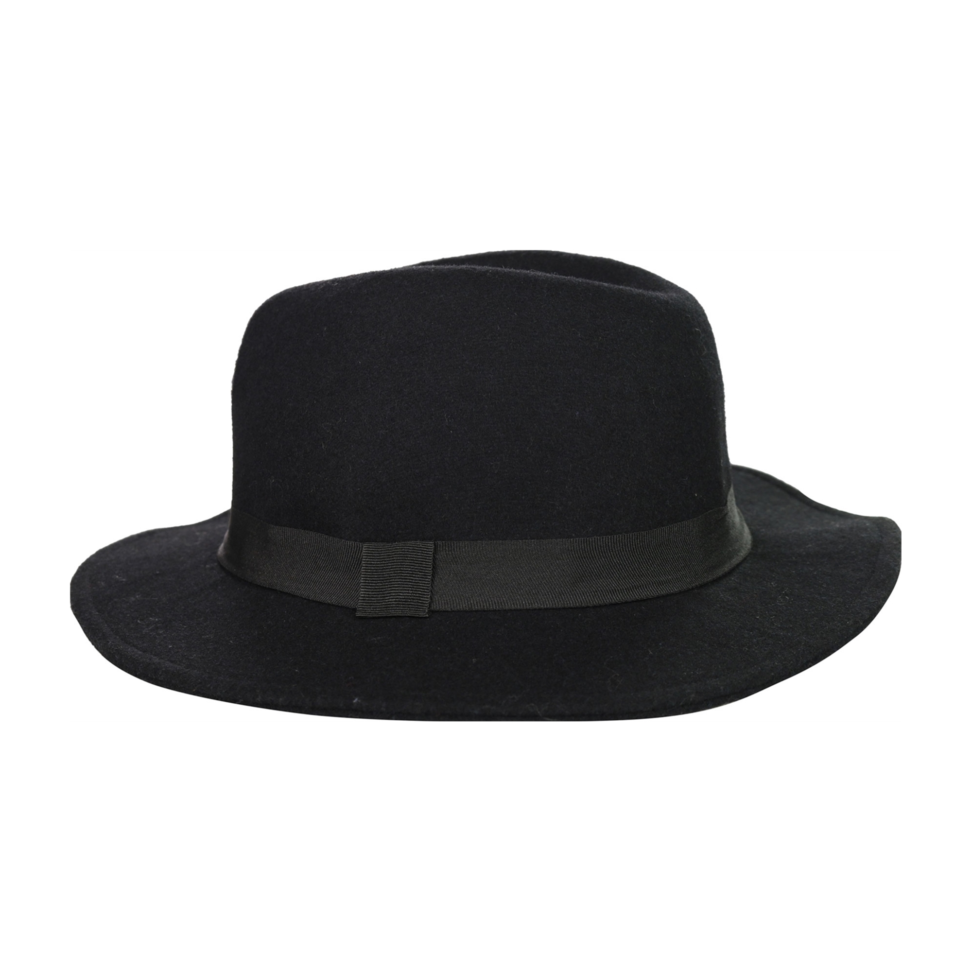 Tags Weekly Mens Ribbon Fedora Trilby Hat