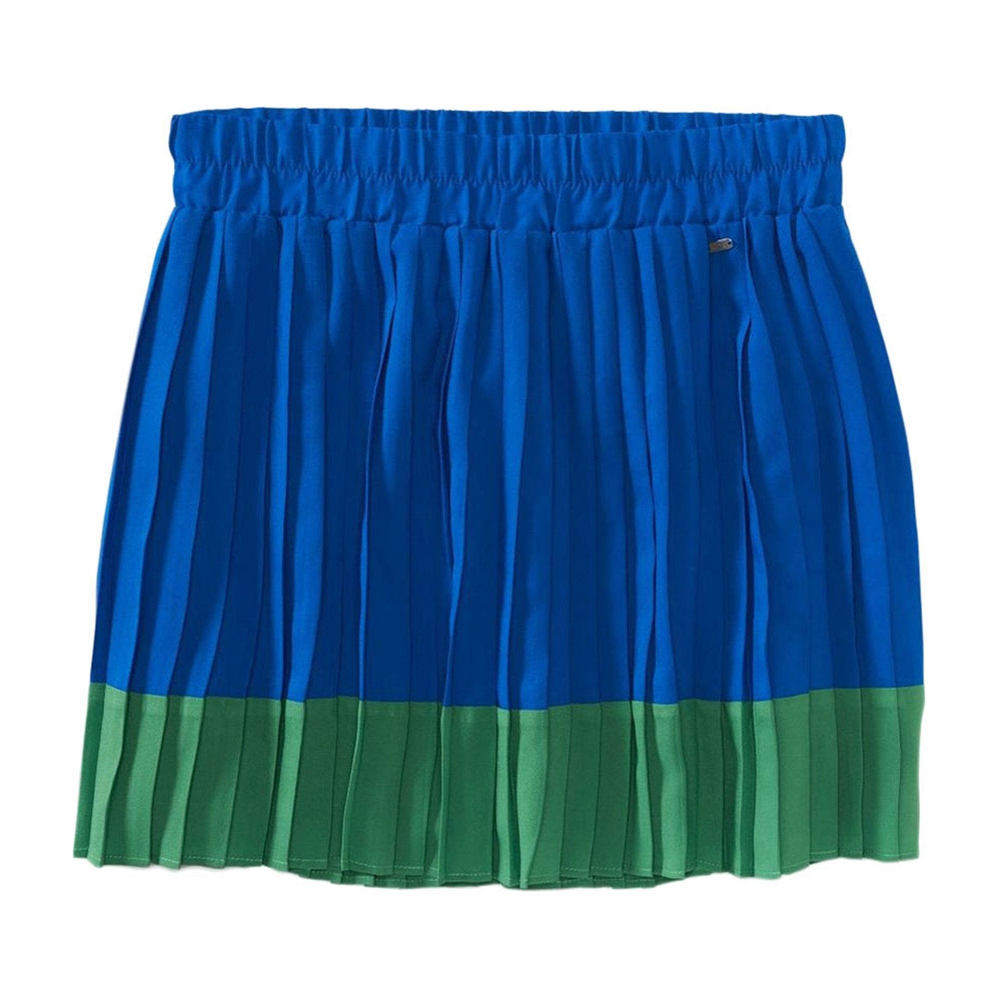 Aeropostale Womens Wowoone Pleated Mini Skirt