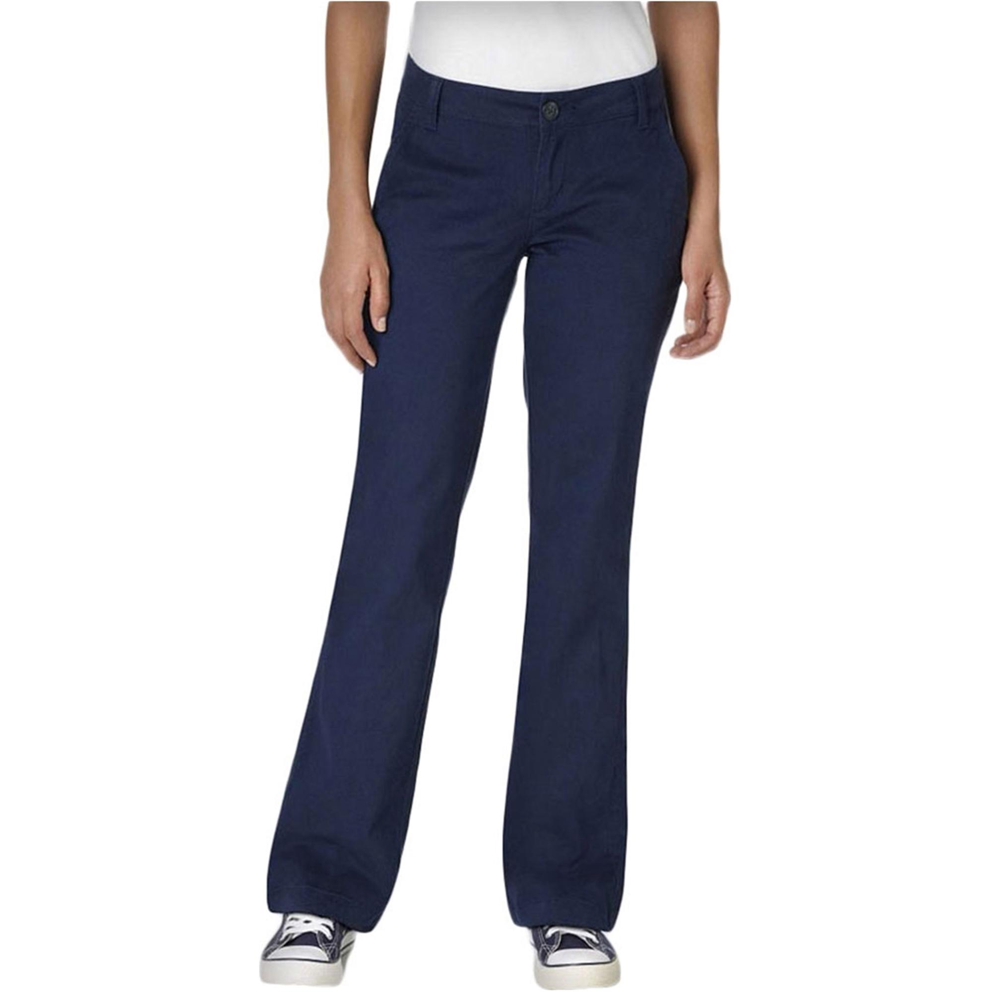 Aeropostale Womens Basic Casual Chino Pants