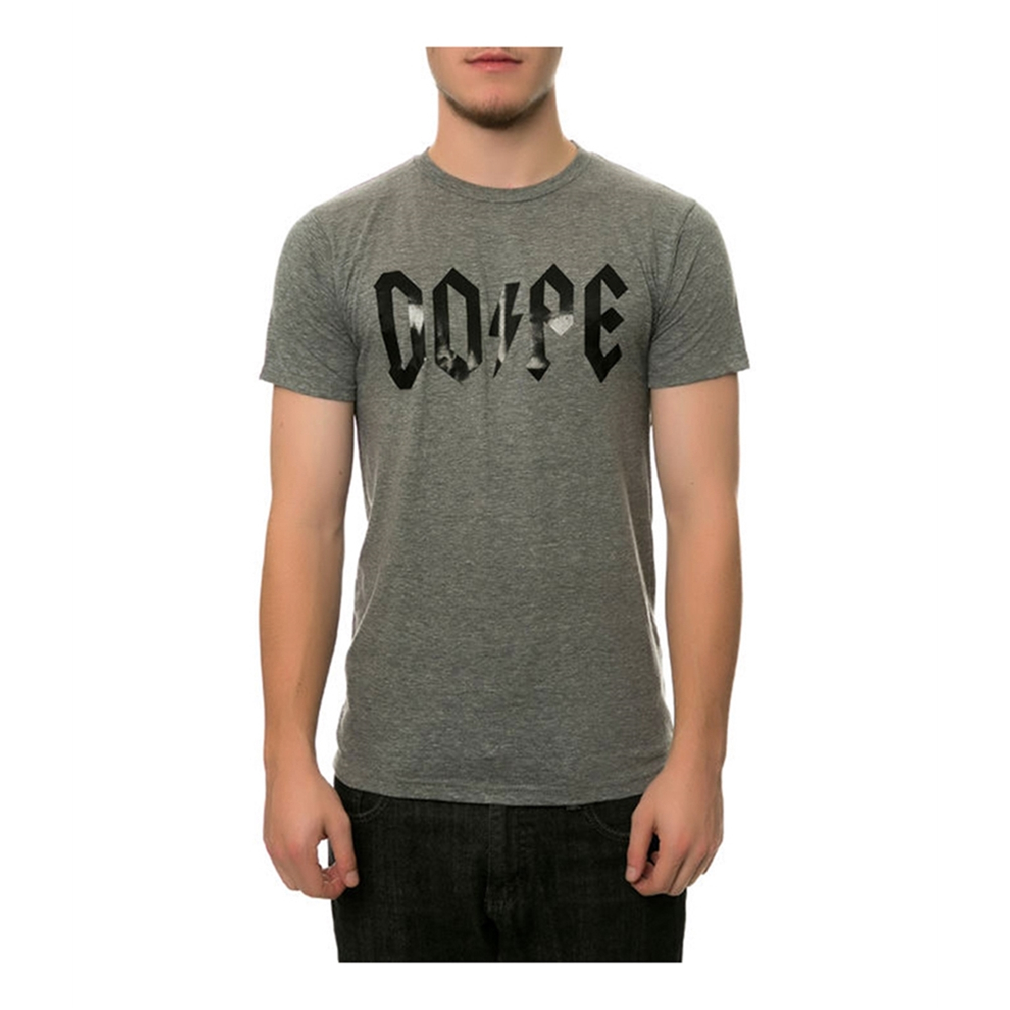 Dope Mens High Voltage Graphic T-Shirt