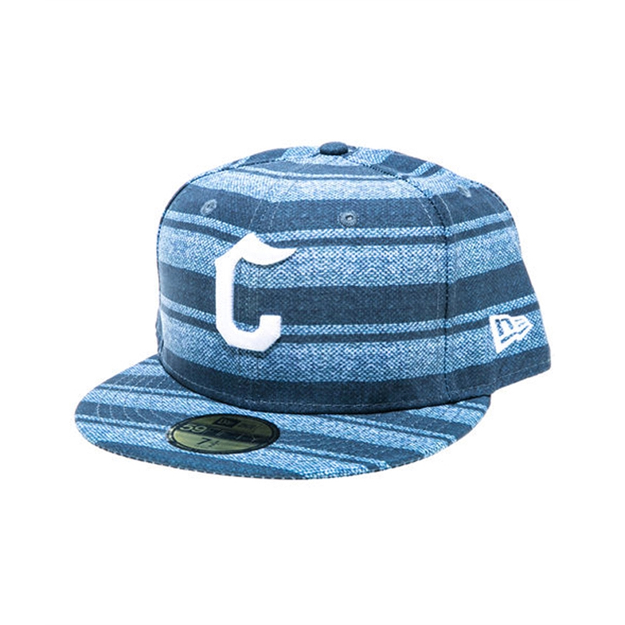 Crooks & Castles Mens The Baja Califas Fitted Baseball Cap