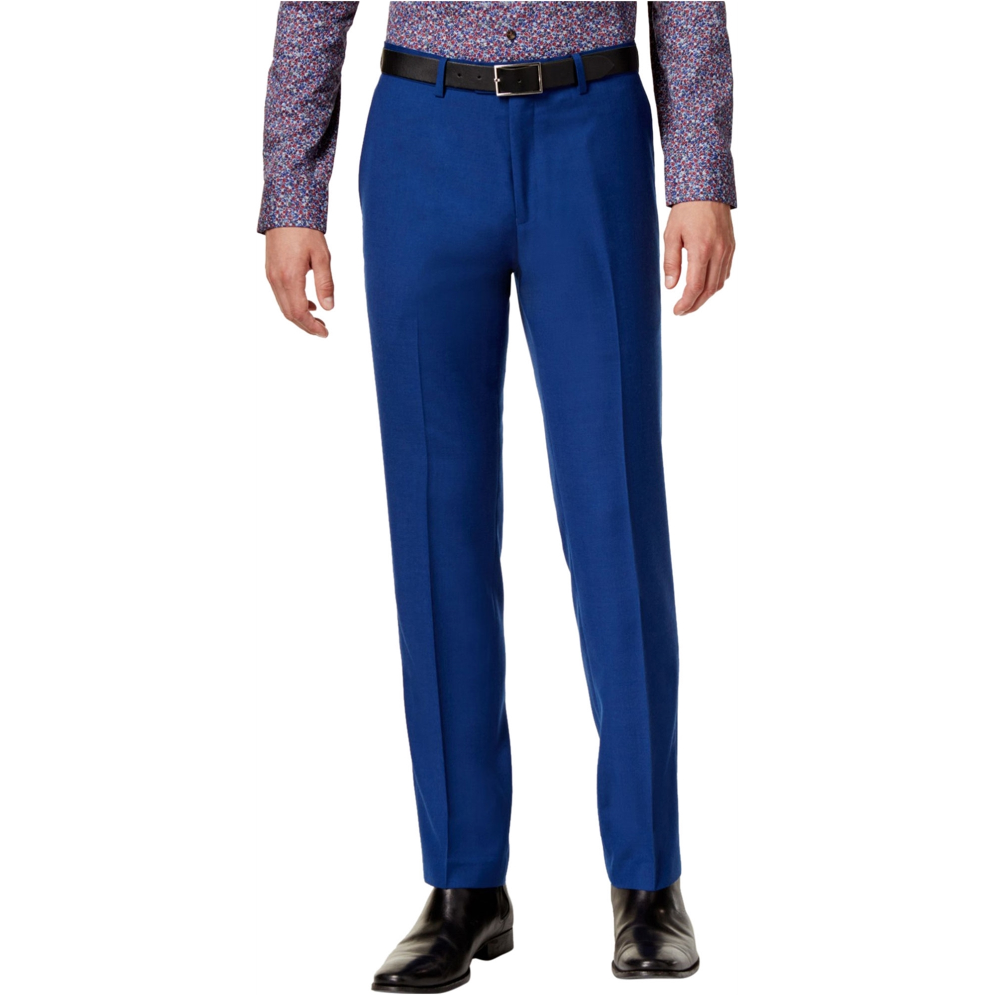 Bar Iii Mens Slim Casual Trousers