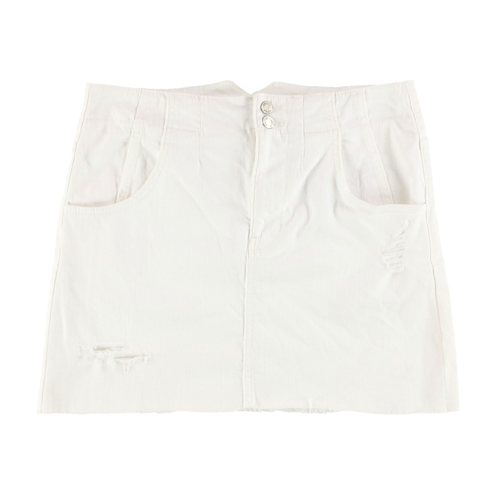 Free People Womens 5 Pocket Casual Denim Shorts