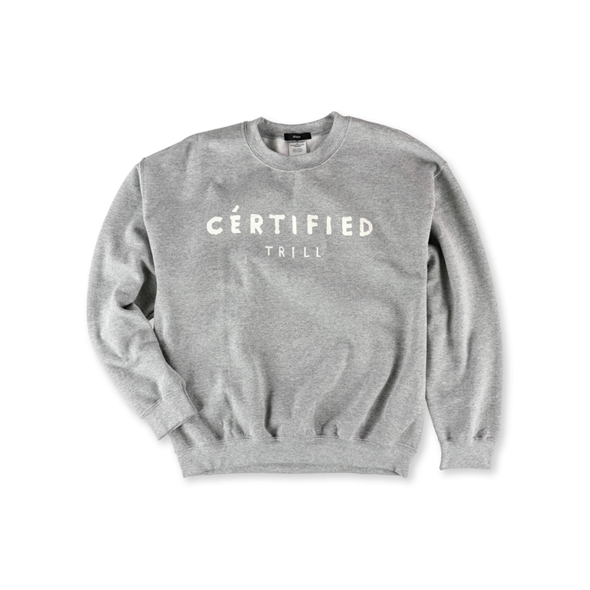 Dope Mens The Certified Sweatshirt