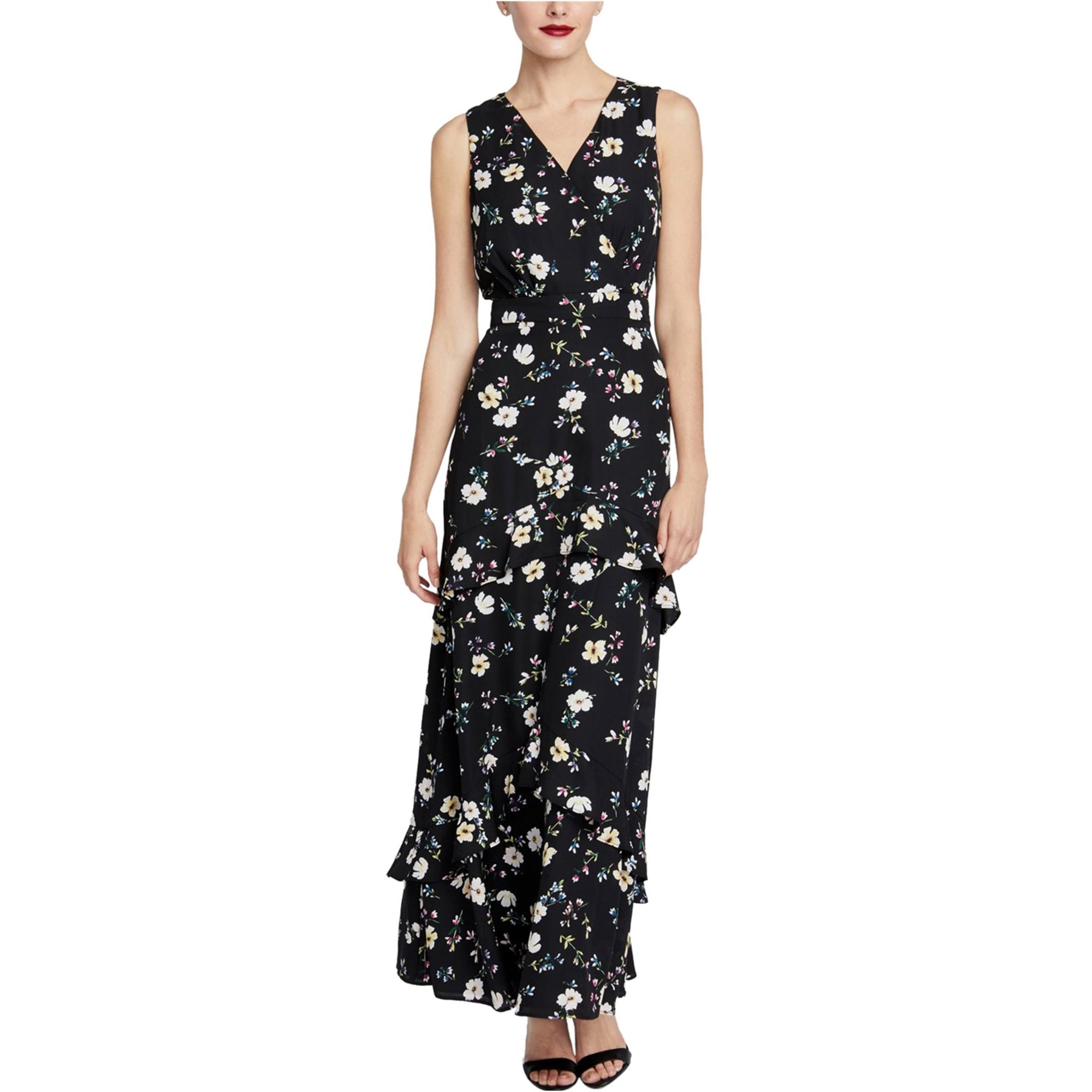 Rachel Roy Womens Surplice Maxi Dress