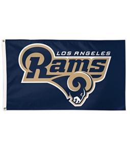 WinCraft Unisex LA Rams Flag Souvenir