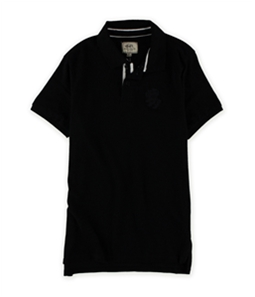 Ecko Unltd. Mens Slim Fit Pique Rugby Polo Shirt