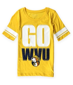 Justice Girls West Virginia Mountaineers Graphic T-Shirt