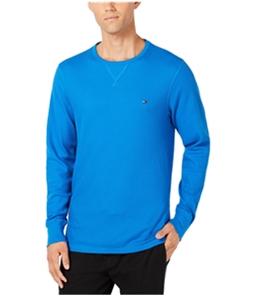 Tommy Hilfiger Mens Long-Sleeve Thermal Pajama Sleep T-shirt