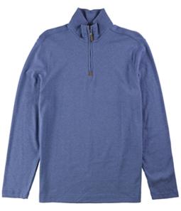 Tasso Elba Mens Supima Pullover Sweater